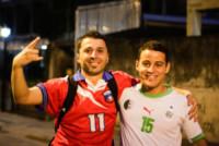 Cile, tifo - Rio de Janeiro - 18-06-2014 - Brasile 2014: Spagna-Cile 0-2, Roja a casa, fine di un ciclo