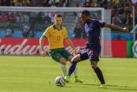 Matt McKAY, Jonathan DE GUZMAN - PORTO ALEGRE - 18-06-2014 - Brasile 2014: l'Olanda vince sull'Australia