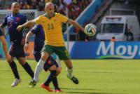 Mark BRESCIANO - PORTO ALEGRE - 18-06-2014 - Brasile 2014: l'Olanda vince sull'Australia