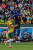 Jeremain LENS - PORTO ALEGRE - 18-06-2014 - Brasile 2014: l'Olanda vince sull'Australia