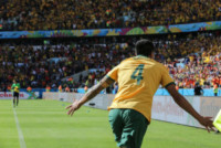 Tim Cahill - PORTO ALEGRE - 18-06-2014 - Brasile 2014: l'Olanda vince sull'Australia