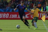 Tommy OAR, Robin Van Persie - PORTO ALEGRE - 18-06-2014 - Brasile 2014: l'Olanda vince sull'Australia