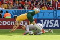 Mathew LECKIE, Jasper CILLESSEN - PORTO ALEGRE - 18-06-2014 - Brasile 2014: l'Olanda vince sull'Australia
