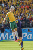 Jason DAVIDSON - PORTO ALEGRE - 18-06-2014 - Brasile 2014: l'Olanda vince sull'Australia