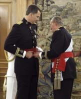 Juan Carlos  di Spagna, Re Felipe di Borbone - Madrid - 19-06-2014 - Felipe VI è il nuovo re di Spagna: trasparenza per la Corona