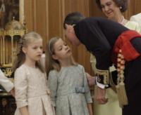 Re Felipe di Borbone, Sofia di Spagna, Principessa Sofia - Madrid - 19-06-2014 - Felipe VI è il nuovo re di Spagna: trasparenza per la Corona