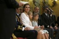 Principessa Leonor di Borbone, Letizia Ortiz - Madrid - 19-06-2014 - Felipe VI è il nuovo re di Spagna: trasparenza per la Corona