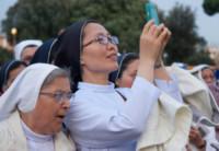 """Corpus Domini - Roma - 19-06-2014 - Papa Francesco celebra il Corpus Domini: """"Il Signore ci sazia"""""""
