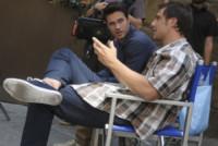 Brett Dalton, Alessandro Preziosi - 13-06-2014 - Alessandro Preziosi nel film sul Calcio Storico Fiorentino