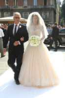 Paola Angelini - Milano - 21-06-2014 - Michelle Hunziker e le altre spose: quale preferite?