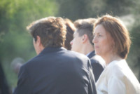 Gianni Morandi - Monterotondo di Gavi - 21-06-2014 - Eros Ramazzotti e Marica Pellegrinelli, due sposi scatenati