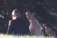 Marica Pellegrinelli, Eros Ramazzotti - Monterotondo di Gavi - 21-06-2014 - Eros Ramazzotti e Marica Pellegrinelli, due sposi scatenati