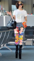 Lady Gaga - Narita - 03-12-2013 - Le celebrity, tutte pazze per Walt Disney!