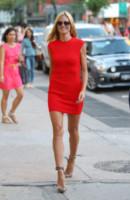 Heidi Klum - New York - 24-06-2014 - Ogni giorno una passerella: Heidi Klum sceglie il tubino rosso