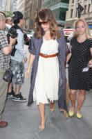 Jennifer Esposito - New York - 24-06-2014 - Ogni giorno una passerella: Heidi Klum sceglie il tubino rosso