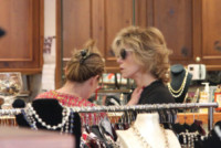 Jane Fonda - Los Angeles - 27-06-2014 - Specchio, specchio delle mie brame…