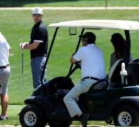 Jessica Biel, Justin Timberlake - Los Angeles - 28-06-2014 - Tiger Woods docet: Justin Timberlake controllato a vista