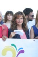 Giuliana De Sio - Napoli - 28-06-2014 - Arriva l'onda arcobaleno: il pride nelle città del mondo