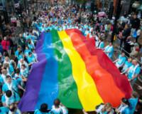 Atmosphere - Londra - 28-06-2014 - Arriva l'onda arcobaleno: il pride nelle città del mondo