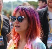 Lily Allen - Glastonbury - 29-06-2014 - Glastonbury: Cressida Bonas, da principessa a punk-girl