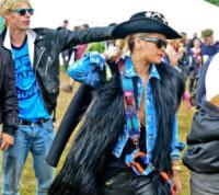 Rita Ora - Glastonbury - 27-06-2014 - Glastonbury: Cressida Bonas, da principessa a punk-girl