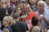 Gigi D'Alessio - Roma - 30-06-2014 - Coca Cola Summer Festival: è bagno di folla per gli artisti
