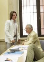 Francesco Sollecito, Raffaele Sollecito - Roma - 01-07-2014 - La nuova versione dei fatti di Sollecito sull'omicidio Kercher
