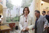 Luca Maori, Raffaele Sollecito - Roma - 01-07-2014 - La nuova versione dei fatti di Sollecito sull'omicidio Kercher