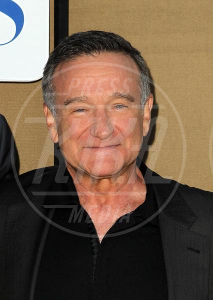 Robin Williams - Beverly Hills - 29-07-2013 - Robin Williams torna in rehab per problemi con droga e alcol