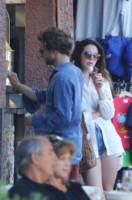 Francesco Carrozzini, Lana Del Rey - Portofino - 01-07-2014 - Del Rey-Carrozzini: la prima volta da innamorati a Portofino