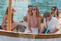 Andrew Arthur, Chiara Ferragni - Portofino - 03-07-2014 - Chiara Ferragni: l'operazione successo è andata in porto