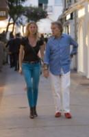 Ludovica Andreoni, Luca Cordero di Montezemolo - Capri - 05-07-2014 - L'amore non ha età... specialmente nello showbiz!
