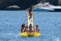 Andrea Pirlo - Ibiza - 06-07-2014 - Andrea Pirlo, un tuffo dove l'acqua è più blu
