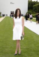 Chiara Mastroianni - Parigi - 07-07-2014 - Non solo LBD: oggi il tubino è anche bianco!