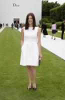 Chiara Mastroianni - Parigi - 07-07-2014 - Quest'autunno, le celebrity vanno… in bianco!