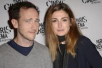 Mathieu Busson, Julie Gayet - Parigi - 07-07-2014 - Toh, chi si rivede: Julie Gayet dopo lo scandalo Hollande