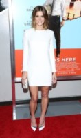 Ashley Greene - New York - 15-07-2014 - Non solo LBD: oggi il tubino è anche bianco!