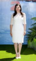 America Ferrera - Londra - 22-06-2014 - Non solo LBD: oggi il tubino è anche bianco!