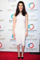 Rachel Weisz - New York - 08-04-2014 - Non solo LBD: oggi il tubino è anche bianco!