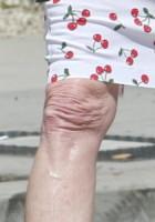 Melanie Griffith - Los Angeles - 09-04-2014 - Rughe, macchie e cicatrici mettono le dive… in ginocchio!