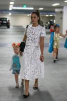 Haven Garner Warren, Jessica Alba - Los Angeles - 18-05-2014 - Bianco o colorato, ecco il pizzo di primavera!