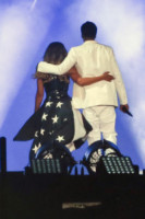 Jay Z, Beyonce Knowles - Seattle - 30-07-2014 - Quando le stelle indossano… le stelle!