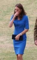 Kate Middleton - Londra - 05-08-2014 - Commozione delle celebrità, o lacrime di coccodrillo?