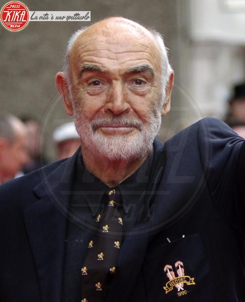 Sean Connery - Hollywood - 13-02-2014 - Da Jovanotti a Vaporidis, (s)pelato è bello!