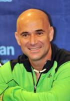 Andre Agassi - 16-10-2012 - Da Jovanotti a Vaporidis, (s)pelato è bello!