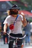 Jared Leto - New York - 17-08-2014 - Hollywood e il mondo sono invasi dai barboni