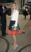 Olivia Palermo - Parigi - 09-07-2014 - Back to school: tutte studentesse preppy con il colletto!