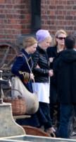 Lindsay Duncan, Mia Wasikowska - GLOUCESTER - 18-08-2014 - Mia Wasikowska ritorna Alice per Attraverso lo specchio