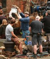 Set - GLOUCESTER - 18-08-2014 - Mia Wasikowska ritorna Alice per Attraverso lo specchio