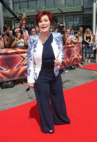 Sharon Osbourne - Londra - 18-07-2013 - Blue China Print: siamo tutte bambole di porcellana!